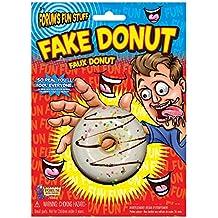 Forum Novelties X78144 - Disfraz de donut falso, talla única