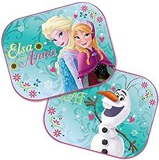 Sonnenschutz Frozen Elsa Eiskönigin Seitenscheiben-Sonnenblende 44 x 35 cm
