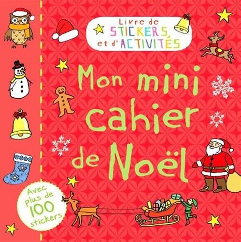 MON MINI CAHIER DE NOEL par Nathalie Merluzzi