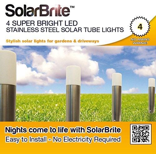 solar-brite-led-ultra-brillantes-4-lampes-tubes-solaires-en-acier-inoxydable