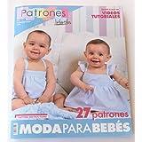Magazine de patrons de couture pour enfant, n° 2, spécial bébé, 27 modèles, instructions sur la façon de couper le patron à l
