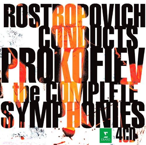 Complete Symphonies 1-7 (2 Prokofiev Symphony)