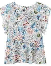 Promod Shirt mit Schmetterlingsärmeln