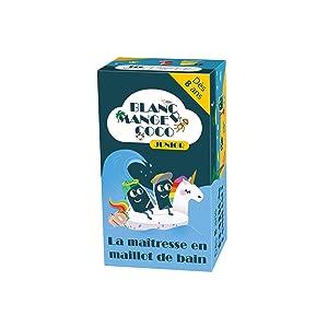 Blanc-Manger Coco Junior-La Maîtresse en Maillot de Bain, 18, Multicolor