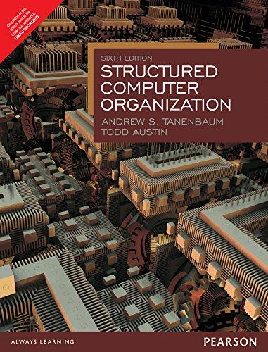 Structured Computer Organization 6/e