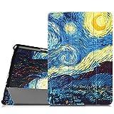 Fintie Samsung Galaxy Tab A 9.7 Funda - Ultra Slim Smart Case Funda Carcasa con Stand Función y Auto-Sueño / Estela para Samsung Galaxy Tab A 9.7 pulgadas SM-T550N / T555N (Starry Night)