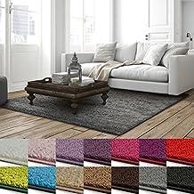 Merveilleux Shaggy Teppich Barcelona | Weicher Hochflor Teppich Für Wohnzimmer,  Schlafzimmer Und Kinderzimmer | Mit GUT