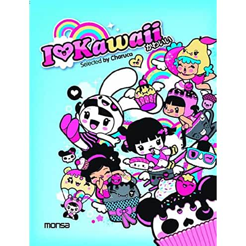 dia del libro kawaii I love kawaii