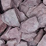 Canadian Slate Violett Ziersplitt 1000kg Big Bag 15-30mm, 30-60mm (30-60mm)
