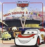 Cars : Mon histoire à colorier