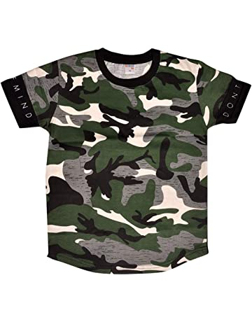a08ce010d9e21 T-Shirts for Boys: Buy Boy's T-Shirts Online at Low Prices in India ...