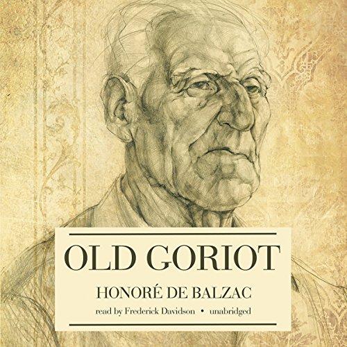 Old Goriot  Audiolibri