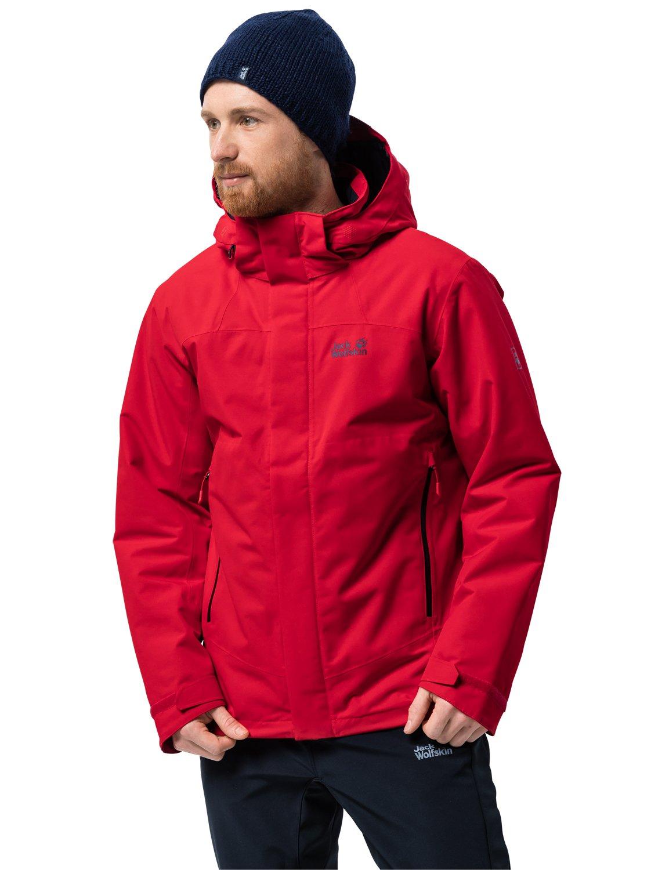 61ElKwcDs7L - Jack Wolfskin Northern Edge Men Winter Jacket Waterproof Windproof Breathable Weatherproof Jacket, Men