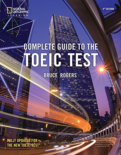 Complete Guide to the TOEIC Test por Bruce Rogers