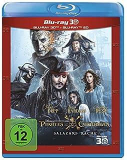 Pirates of the Caribbean 5 - Salazars Rache (+ Blu-ray 2D)