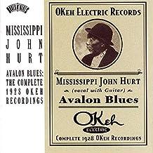 Avalon Blues:the 1928 Okeh...