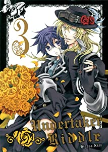 Undertaker Riddle Edition simple Tome 3