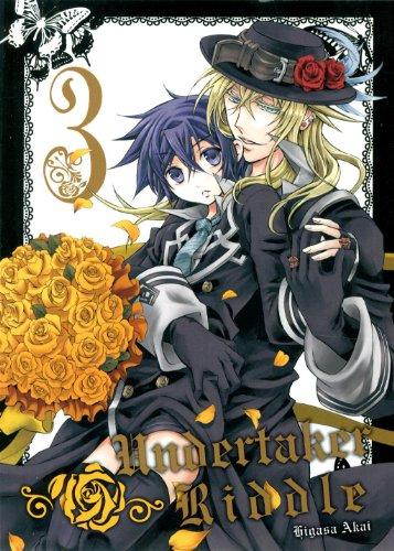 Undertaker Riddle, Tome 3 : par Higasa Akai