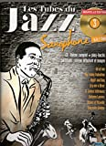 tubes du jazz sax vol 3 bk cd