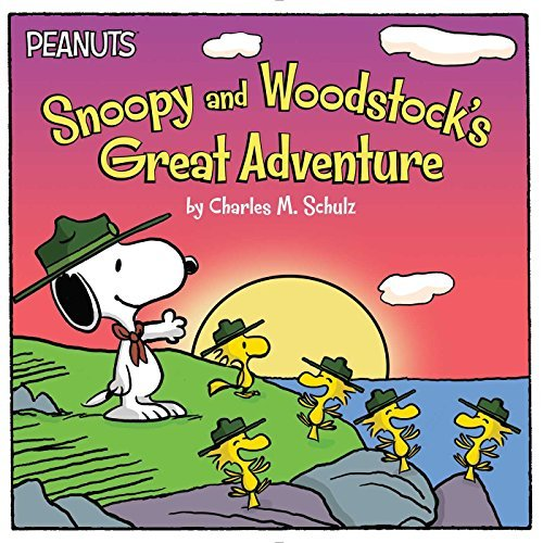 Snoopy and Woodstock's Great Adventure (Peanuts) by Charles M. Schulz (2015-12-15) par Charles M. Schulz
