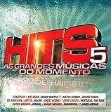 Hits 5 - As Grandes Musicas Do Momento [CD] 2017