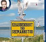Krabbenbrot und Seemannstod: Ein Ostfriesenkrimi - Christiane Franke