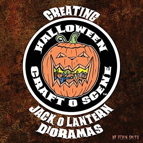 Creating Halloween Craft O Scene Jack O Lantern Dioramas