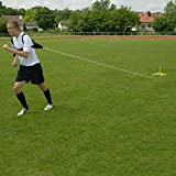 Gewichtsschlitten für ein optimales Sprint- und Krafttraining, für Teamsportbedarf - Fußballtraining