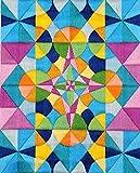 #8: Anchor Stitch Kit- Kaleidoscope