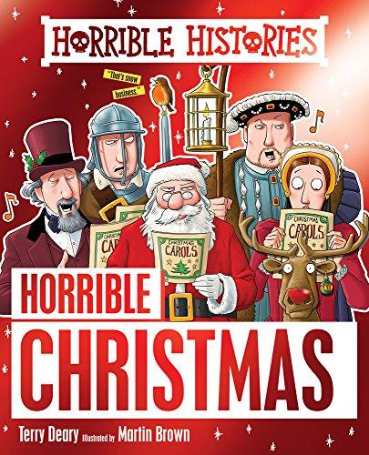 Horrible Christmas (Horrible Histories) por Terry Deary