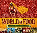 World of Food 2019, Wandkalender im Querformat (54x48 cm) - Kulinarischer Lifestyle-Kalender mit Monatskalendarium