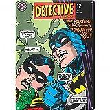 DC Comics - A3 Blechschild - Batman & Robin - Detective
