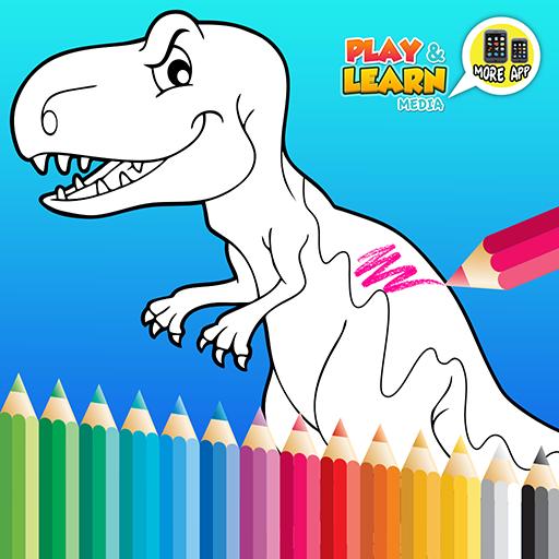 Libro Da Colorare Per Bambini Dinosauri Caratteristiche Complete