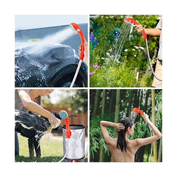 Baban Portable Outdoor Shower 7