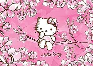 OLIMPIA Design Papier peint photo Phot omural Hello Kitty, 1pièce, 454vexxl