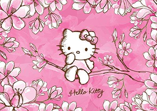 Preisvergleich Produktbild Olimpia Design Fototapete Photomural Hello Kitty, 1 Stück, 454P4