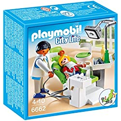 Playmobil - Dentista con Paciente (66620)
