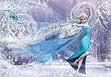 Vlies Fototapete Kinderzimmer Tapete Photomural Disney FROZEN Snow Queen
