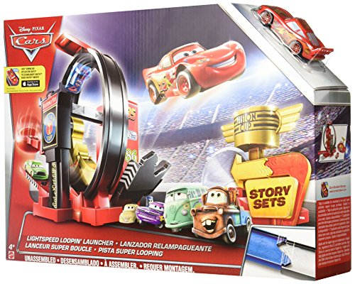 mattel-disney-cars-djc57-spielbahnen-superlooping-starter