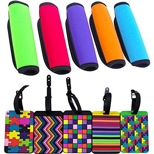 equipaje-mangos-para-envolturas-y-etiquetas-de-equipaje-lalonovo-5-pcs-fluorescencia-comfort-neopren