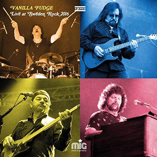 Live at Sweden Rock 2016 (Live) (Fudge Vanilla Mp3)