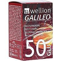 Preisvergleich für WELLION GALILEO Blutzuckerteststreifen 50 Stück