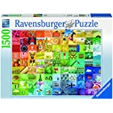 Ravensburger Puzzle 16322 - 99 Beautiful Colors 1500 Teile