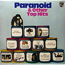 Various , - Paranoid & Other Top Hits - Philips - 6300 021
