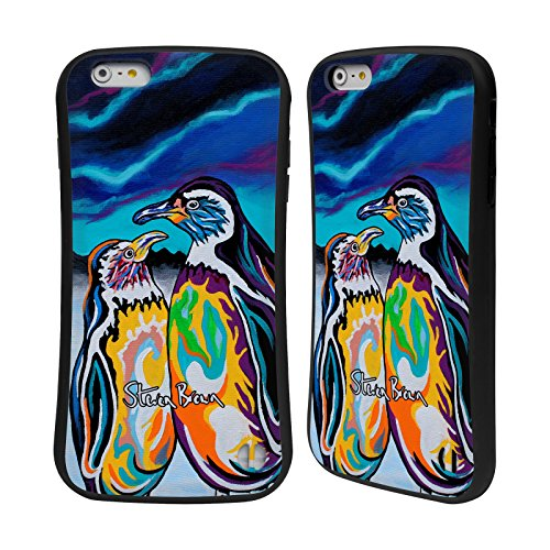 Ufficiale Steven Brown Archie Mcdug Fauna Case Ibrida per Apple iPhone 7 / iPhone 8 Jock Mcburdie