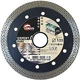 Leman 980125–Disque diamant pour porcelánico Extra Fin (diamètre 125mm)