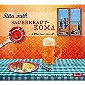 Sauerkrautkoma (Ungekürzte Lesung, 6 CDs)