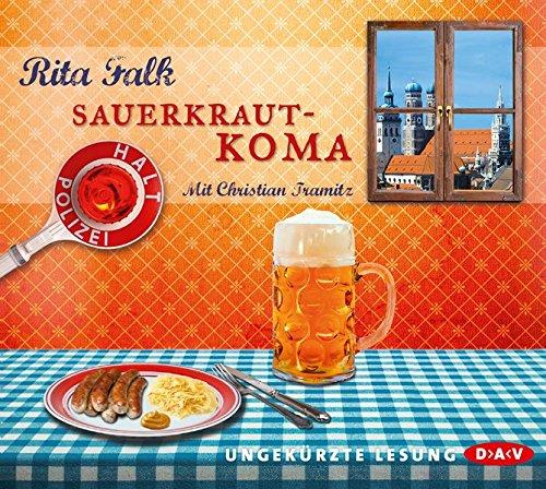 Preisvergleich Produktbild Sauerkrautkoma (Ungekürzte Lesung, 6 CDs)