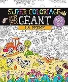Super coloriage géant : La ferme