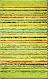 Esprit Badteppich Cool Stripes - lime - 70 x 120 cm